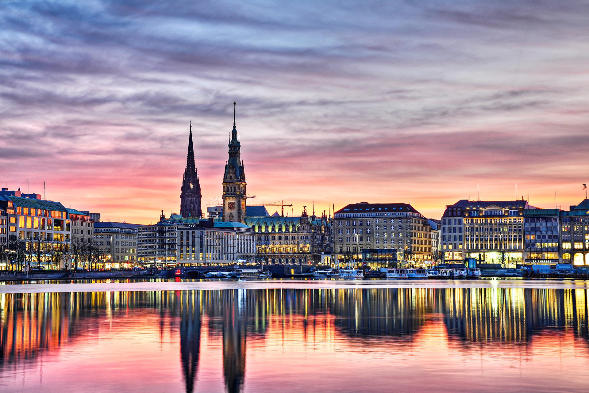 German Language in Hamburg  Center for Study Abroad
