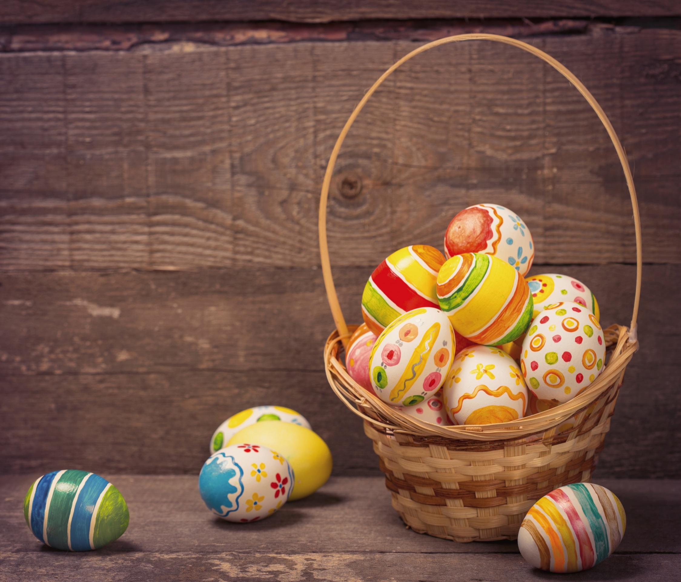 пасха яйца корзина  № 3922984 бесплатно