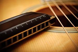 Обои Гитара Разное