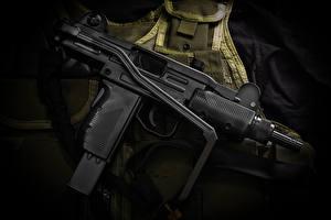 Обои Пистолет-пулемёт Армия
