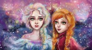 Обои Холодное сердце Мультики
