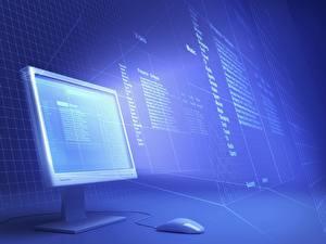 Обои Компьютерная мышь Компьютеры