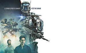 Кадры из фильма сериал робот 2015