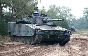 Обои Танки CV-9035NL Армия фото