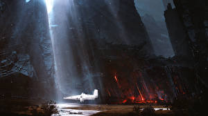 Обои Корабли Космос фото
