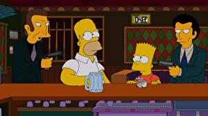 Обои Simpsons Мультики