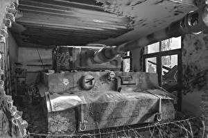 Обои Танки tiger I Армия фото