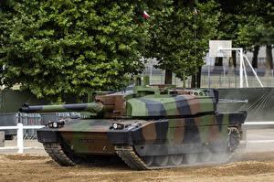 Обои Танки AMX Leclerc Армия фото