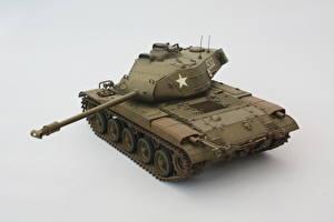 Обои Танки Игрушки M41 Армия фото