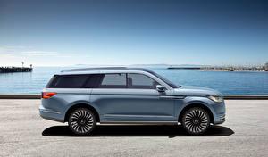 Обои Lincoln Сбоку Navigator Concept Автомобили картинки