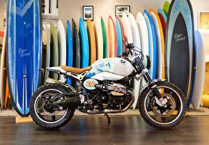 Обои BMW - Мотоциклы Сбоку 2015 Concept Path 22 Мотоциклы картинки