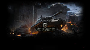 Обои World of Tanks Танки Spahpanzer Ru 251 Игры фото