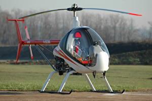 Обои Вертолеты CH-7 Kompress Charlie Авиация картинки