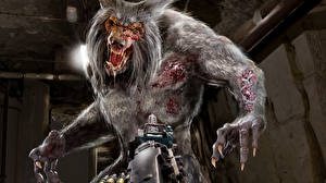 Обои Монстры Werewolf Фэнтези картинки