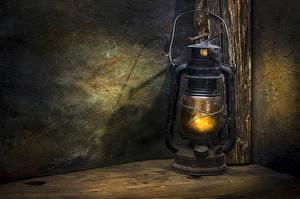 Обои Ретро Лампа Старый Юмор картинки