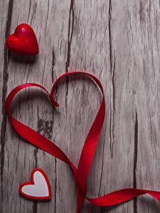Картинки День всех влюблённых Доски Сердечко Лента