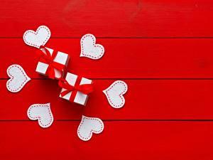 Картинки Сердце Доски Подарки