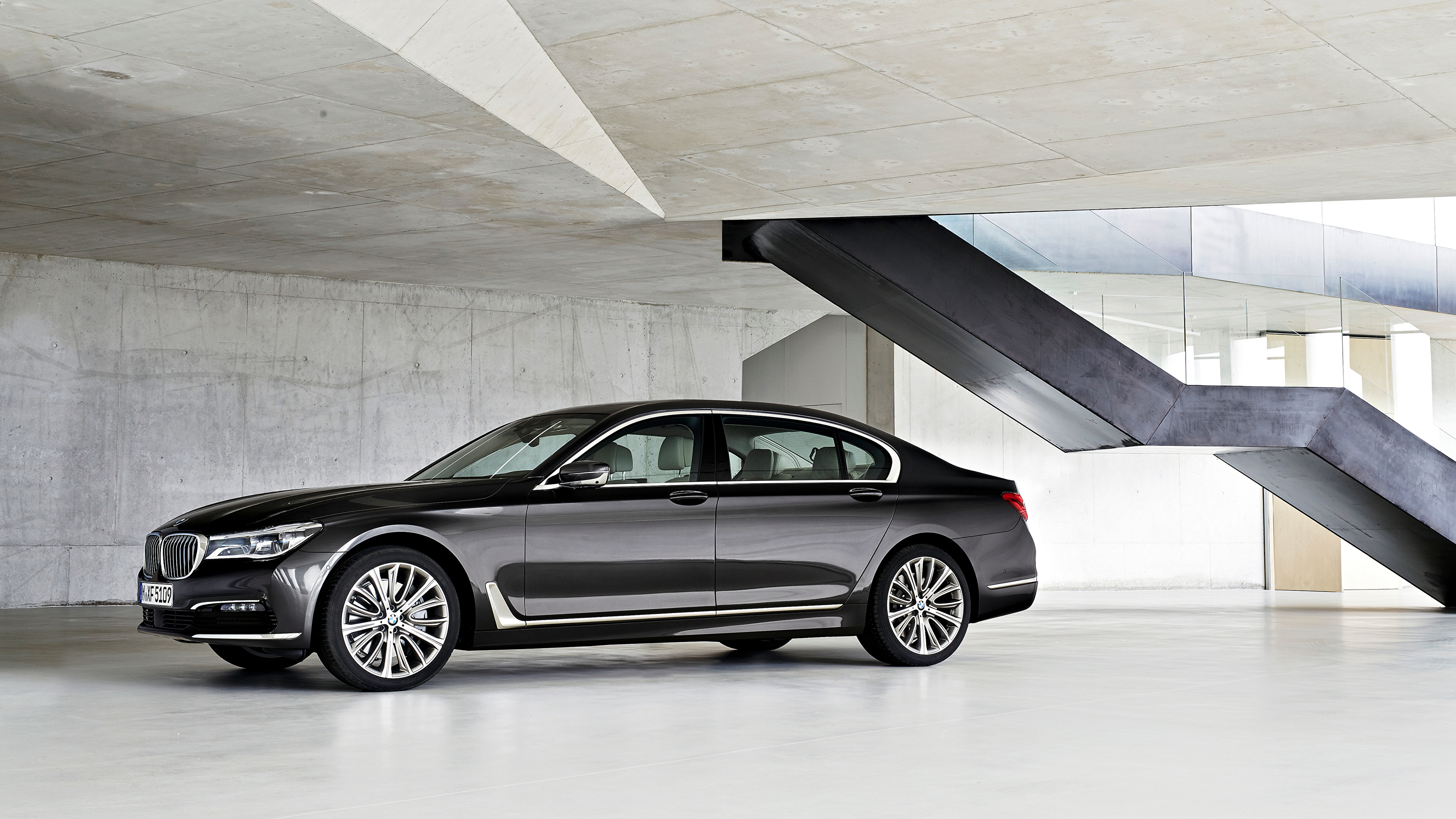 Bmw 7 special edition exclusive front side подборки