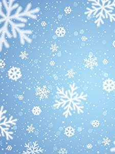 Картинки Текстура Снежинки