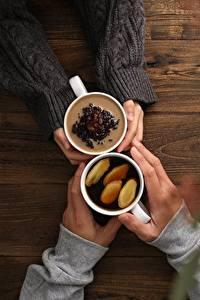 Картинка Чай Кофе Руки Пища