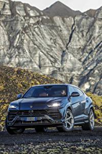 Картинка Lamborghini Металлик 2018-19 Urus Body Color Package Worldwide Авто