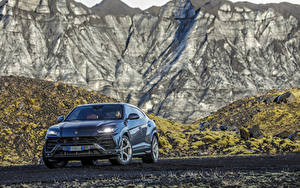 Картинка Lamborghini Металлик 2018-19 Urus Body Color Package Worldwide Авто