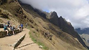 Фото Перу Горы Cuzco, The Inca Trail, Machu Picchu