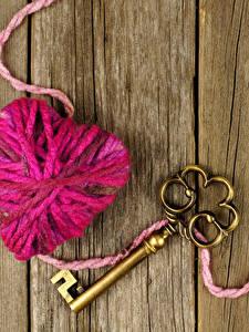 Фотография День всех влюблённых Доски Сердечко Ключа