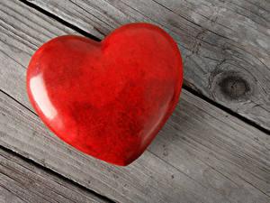 Фотографии День святого Валентина Доски Сердечко Красный