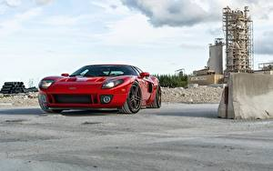 Обои Ford Красный Series AN37