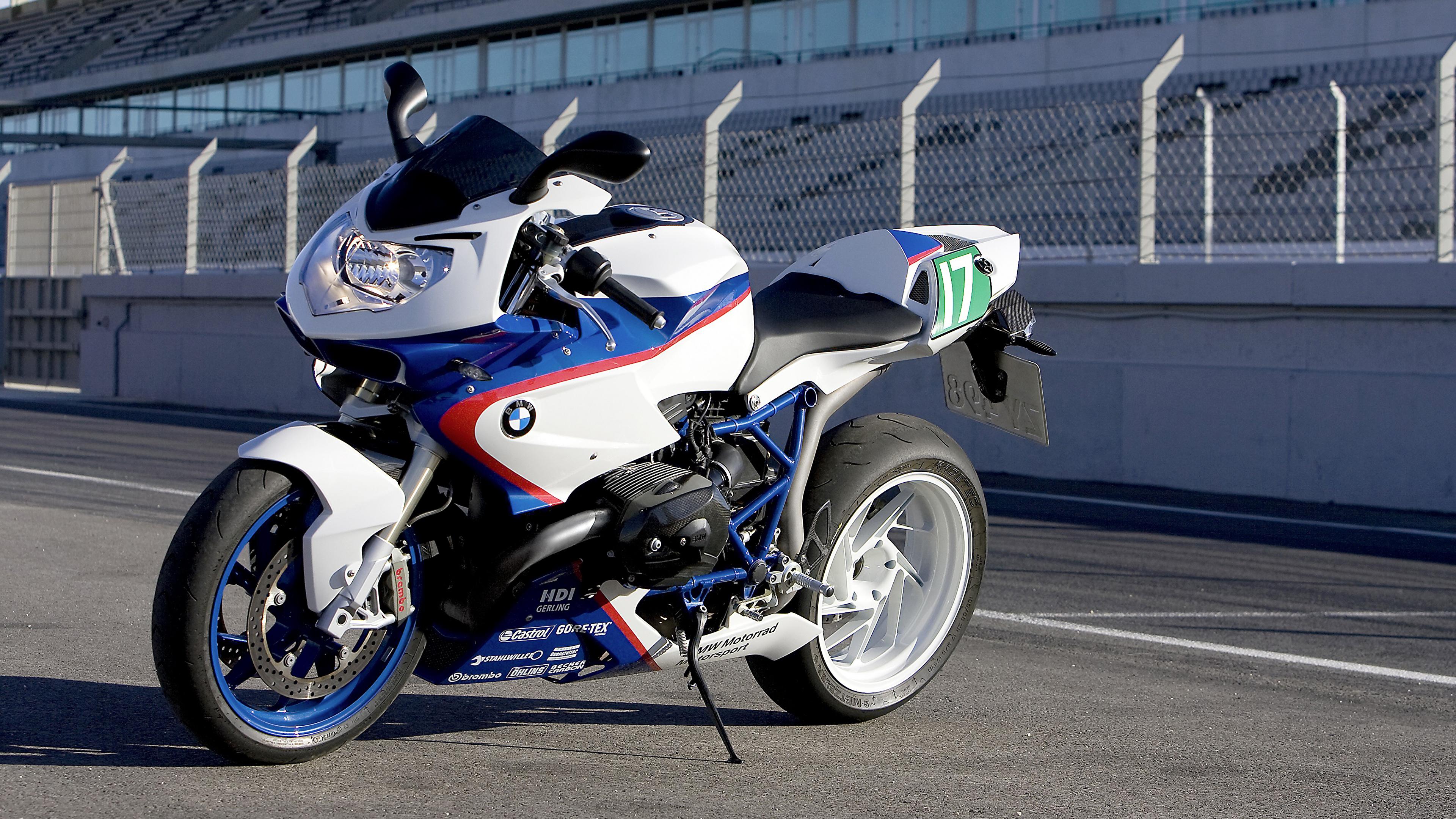 мотоцикл bmw синий загрузить