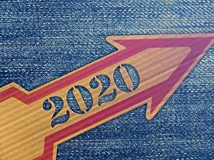 Картинка Новый год 2020 Стрелка (символ)