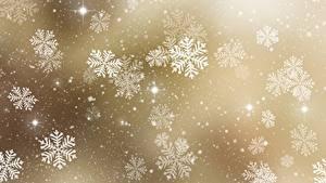 Фото Текстура Рождество Снежинка