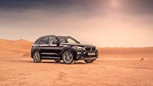 Фотография BMW Черная Металлик 2017 X3 xDrive30d M Sport Автомобили