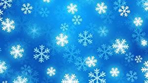 Фотография Текстура Рождество Снежинки