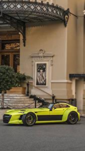 Фотографии Дома Желтых 2016 Donkervoort D8 GTO-RS машины