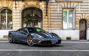 Фотографии Феррари Стайлинг Металлик 2013-15 458 Speciale Worldwide Pininfarina