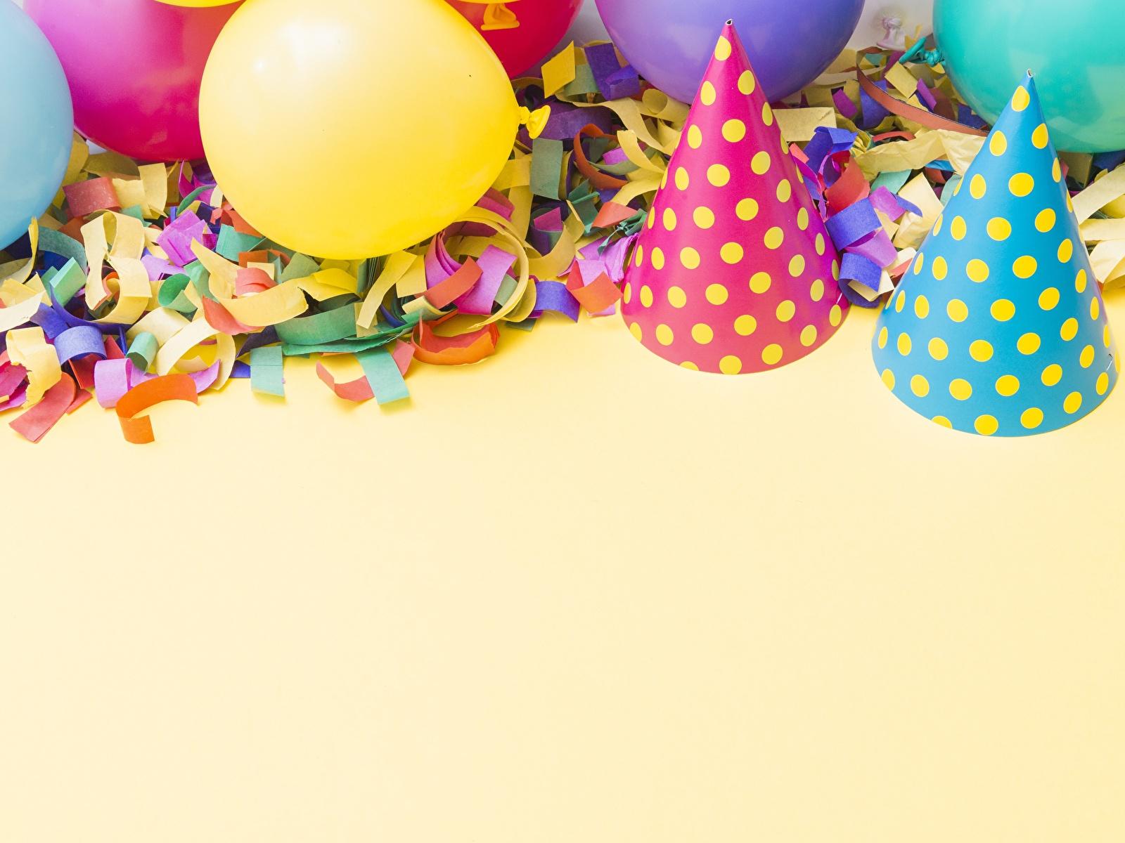 Картинка День рождения Праздники 1600x1200