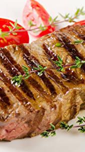 Фотография Мясные продукты Овощи