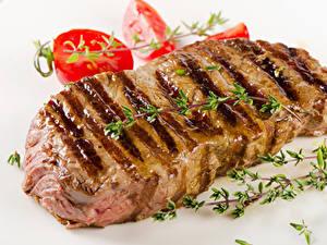 Фотография Мясные продукты Овощи Продукты питания