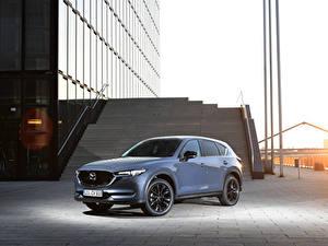 Фото Мазда Серый Металлик 2020 CX-5 Edition100 Автомобили