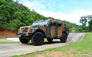Фото Рено Боевая техника 2015-19 Avibras TUPI VBMT-LR Армия