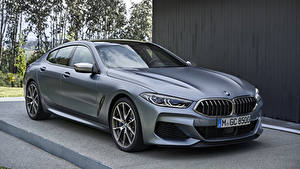 Фотография BMW Купе Серые 2019 M850i xDrive Gran Coupé Worldwide