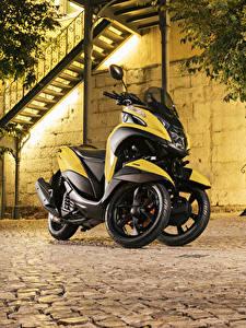 Фотография Yamaha Трицикл 2016-17 Tricity 125