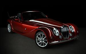 Картинки Мицуока Бордовый Металлик Родстер 2015-17 машины
