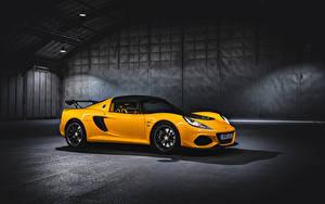 Фотография Lotus Желтый Металлик 2018-19 Exige Sport 410 Worldwide автомобиль