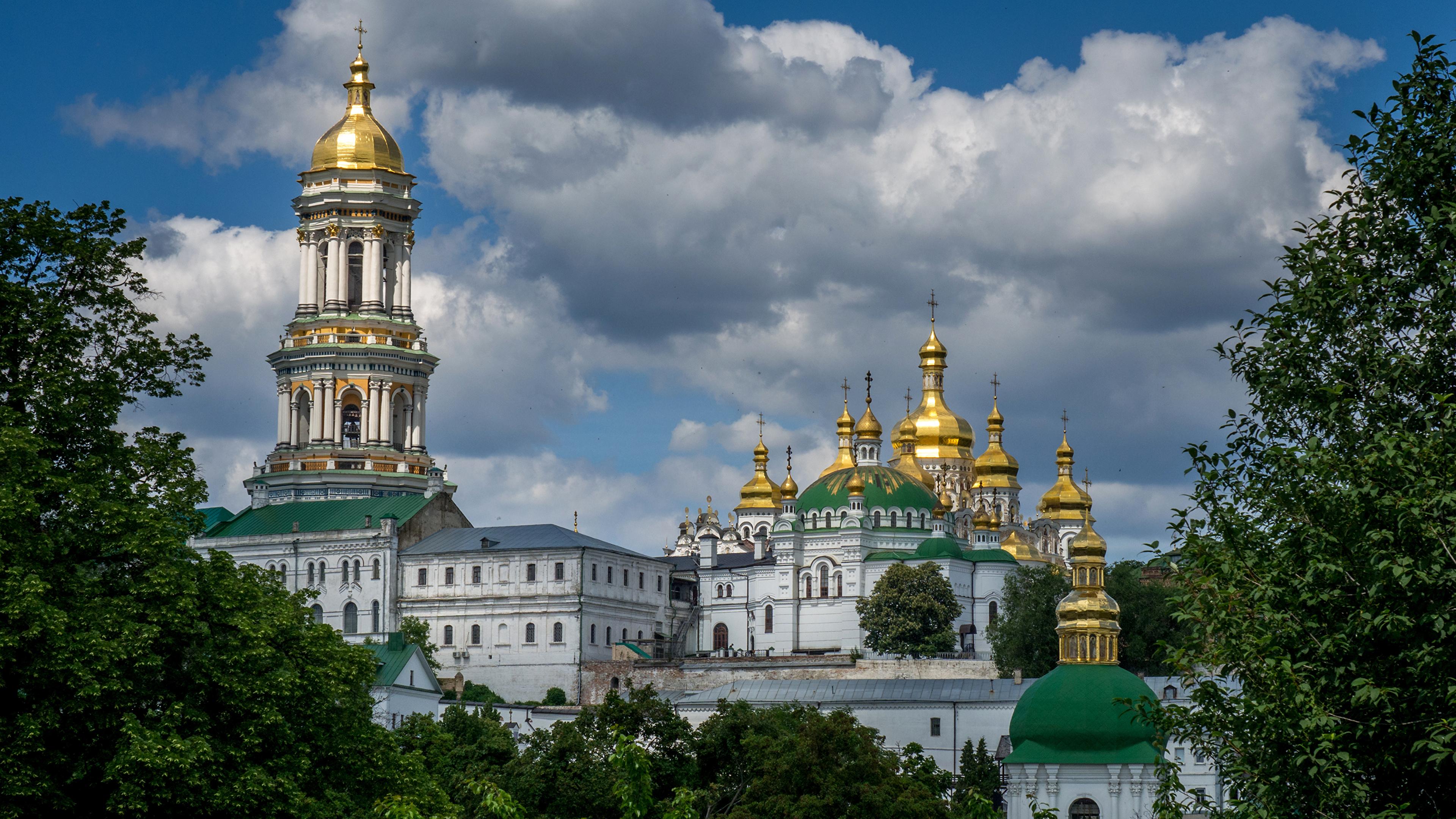 Дню Киева посвящается. Златоглавый красавец Киев