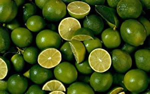 Картинка Текстура Много Лайм Зеленый Еда