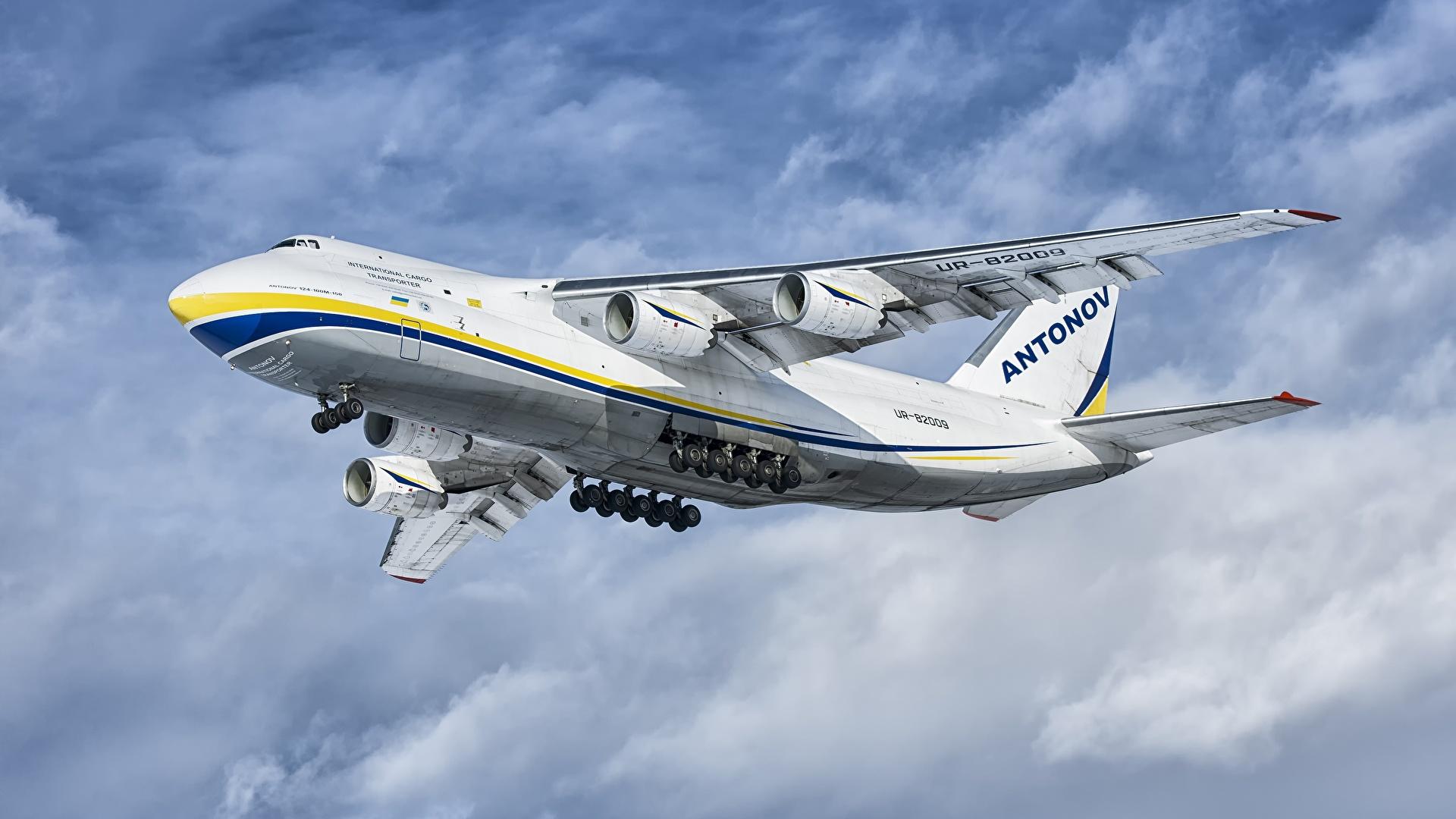 Обои Самолёт, транспортный. Авиация foto 14