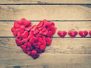 Фото Любовь День всех влюблённых Сердечко Доски